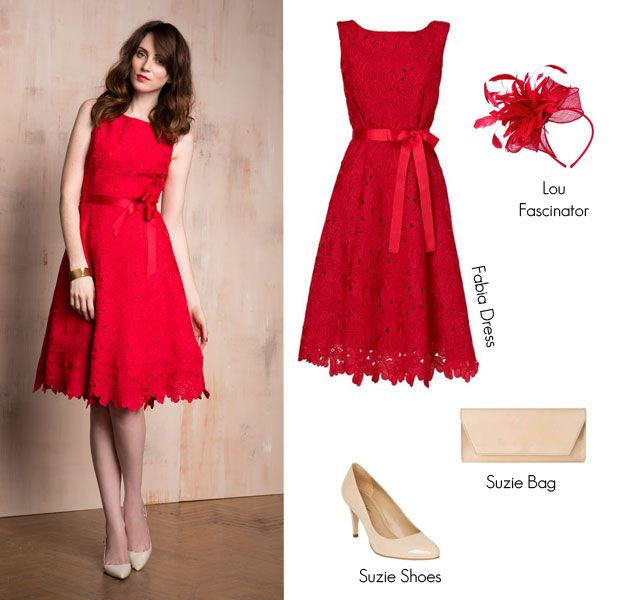 Red Dresses to Wear to A Wedding Awesome Wedding Guest Outfit H