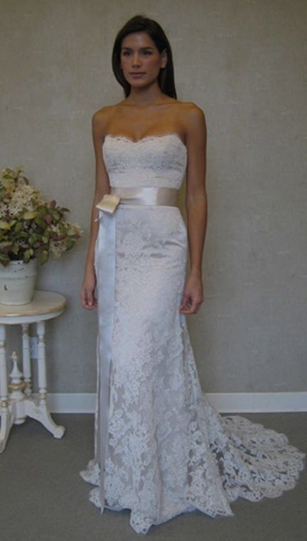 Wedding dresses for vow renewals 2