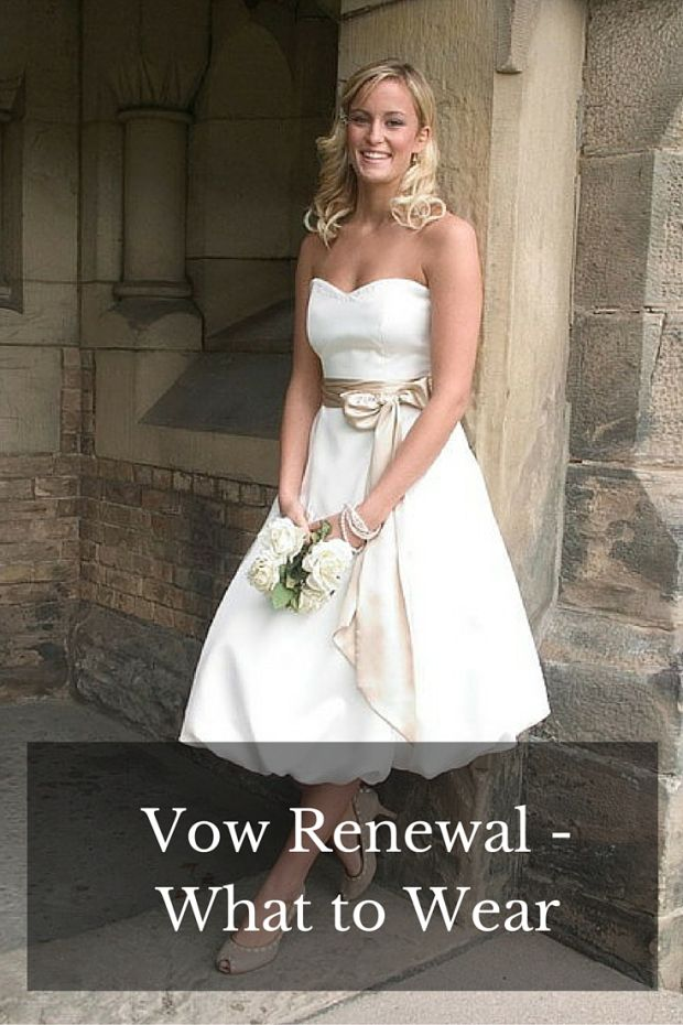 Renewal Vow Dresses Unique Dress for Renewal Of Vows Ceremony – Fashion Dresses