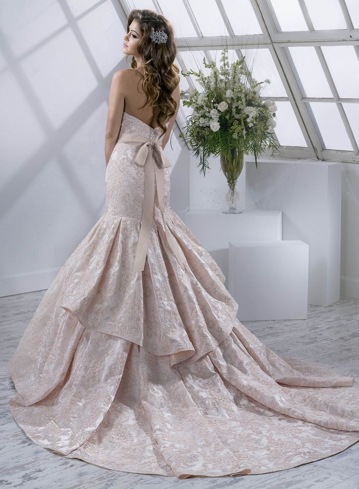 blush colored wedding gowns beautiful wedding dresses re mendations blush pink wedding dress