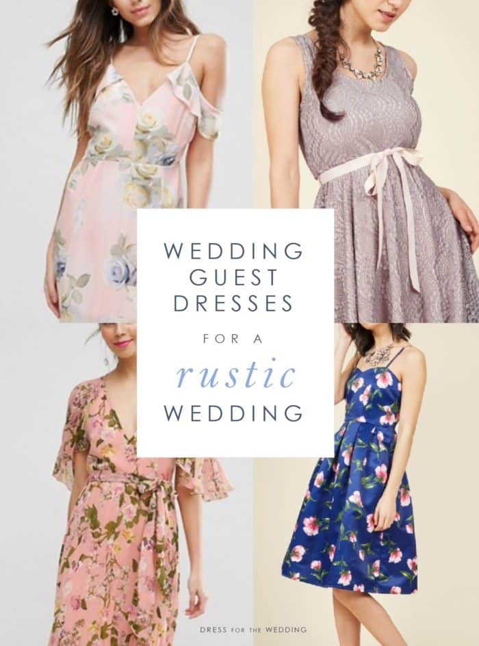 Wedding guest dresses for outdoor rustic weddings 700x944