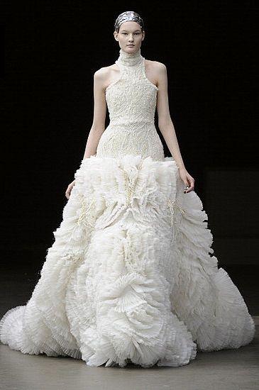 Sarah Burton Wedding Dresses Elegant Pinterest