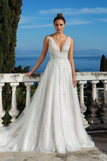 Satin A Line Wedding Dresses Luxury Find Your Dream Wedding Dress