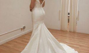 28 New Satin Wedding Dresses