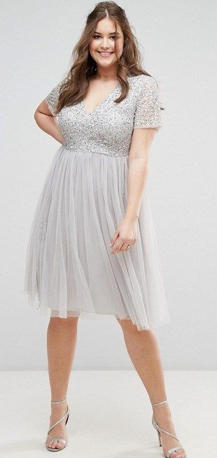 Semi formal Wedding Dresses Plus Size New Pin On Plus Size Fashion