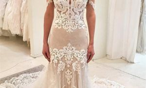29 Luxury Sexy Elegant Wedding Dresses