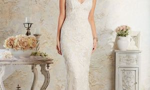 29 Fresh Sheath Wedding Dresses