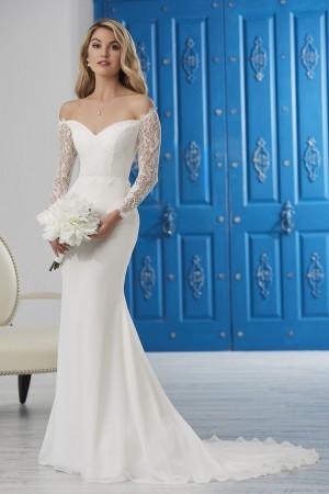 christina wu off the shoulder wedding gown 01 481