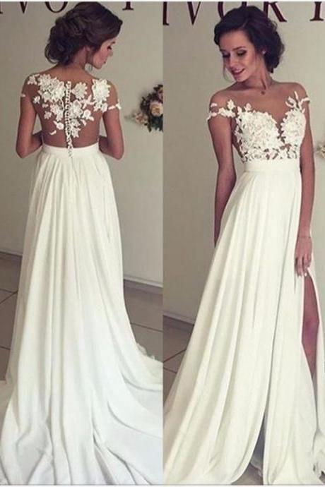Short Chiffon Wedding Dresses Unique Pin On Fashion