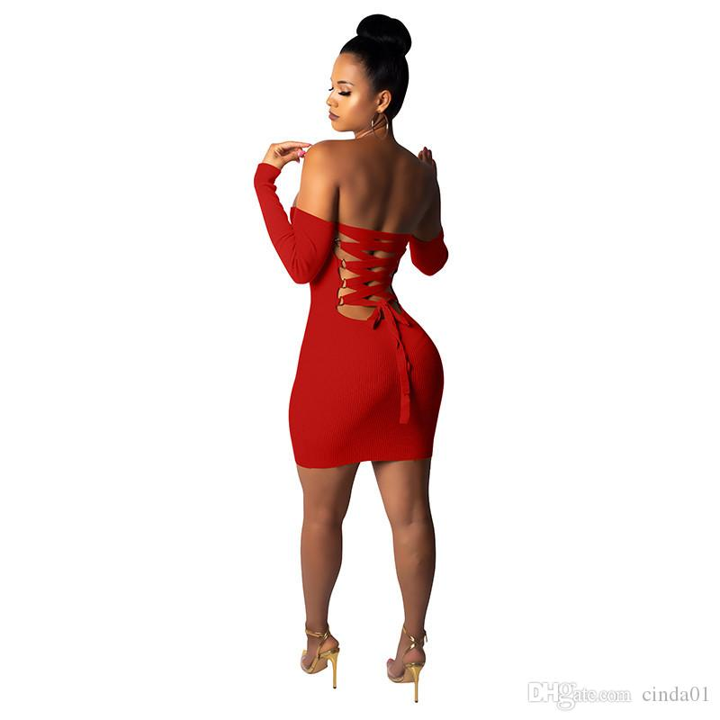 2019 women new style strapless bind