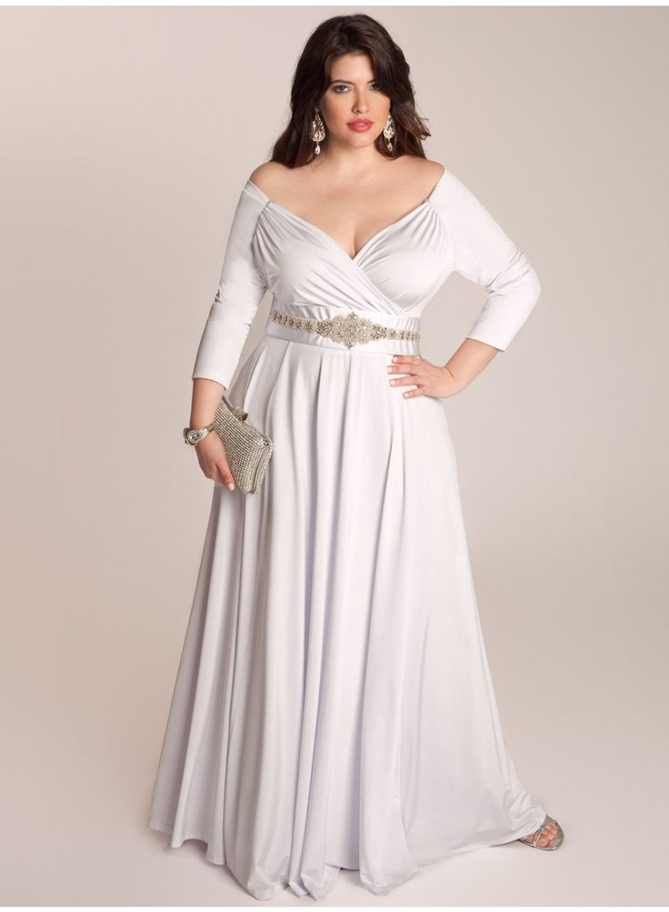 plus size short wedding gowns elegant enormous dresses wedding media cache ak0 pinimg originals 71 41 0d