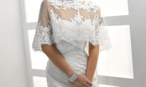 20 Luxury Short White Wedding Dress