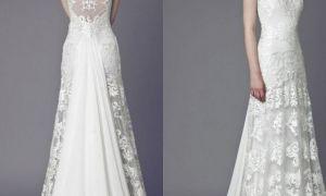 24 New Silk Chiffon Wedding Dresses
