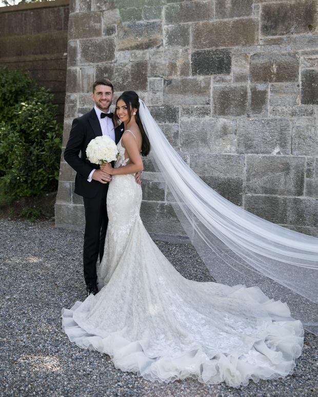 robbie brady wedding kerrie jenny mc carthy photography THEVOW