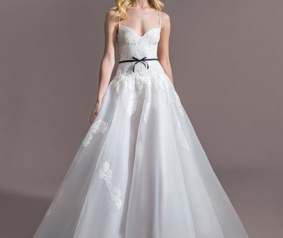 Silk organza Wedding Dress Best Of Style 4950 Coco Allison Webb Bridal Gown Ivory Over