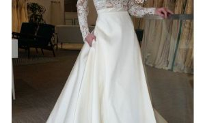 29 Beautiful Silk Satin Wedding Dress