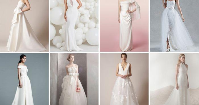 Silk Satin Wedding Dress Lovely the Ultimate A Z Of Wedding Dress Designers