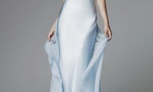 25 Beautiful Silk Sheath Wedding Dress