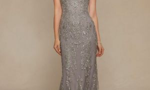 28 Beautiful Silver Bridal Gown