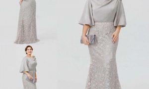 23 New Silver Dresses for Wedding Guests