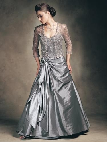 Silver Dresses for Wedding Inspirational Mother the Bride Silver Dresses