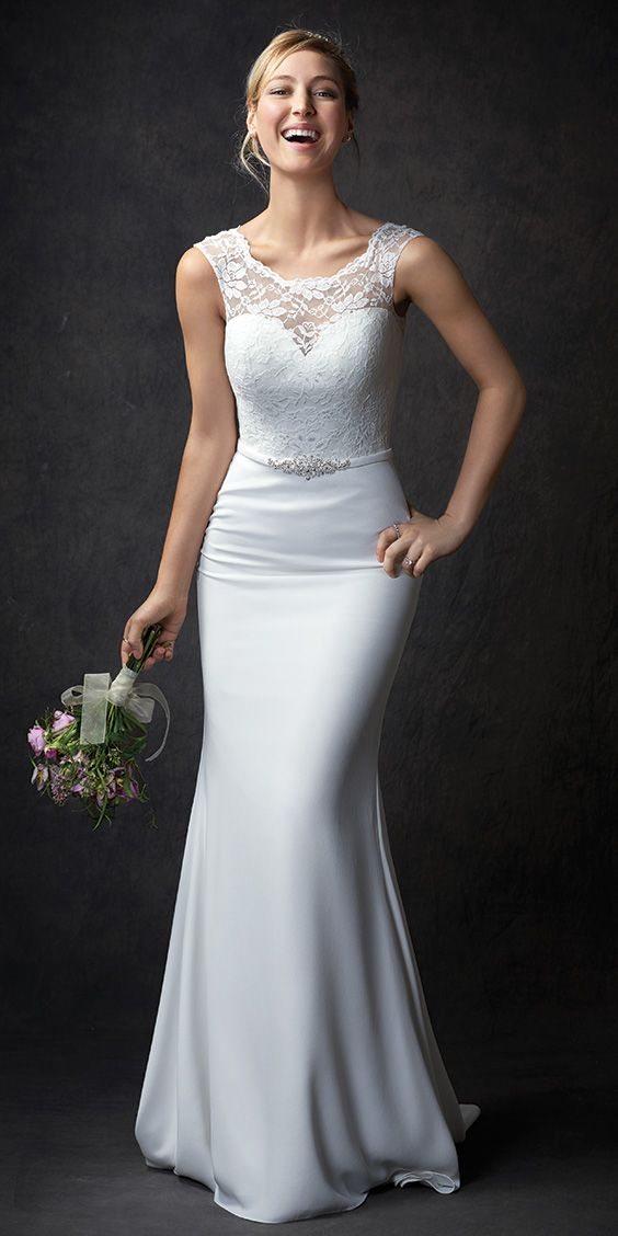 Silver Dresses for Wedding Inspirational Pin On Simple and Classic Wedding Dresses