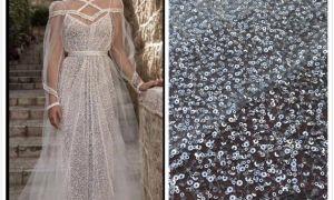 20 Beautiful Silver Sequin Wedding Dress