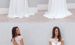 27 Fresh Simple Aline Wedding Dresses