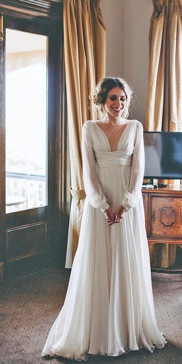 Simple and Elegant Wedding Dresses Best Of 30 Simple Wedding Dresses for Elegant Brides