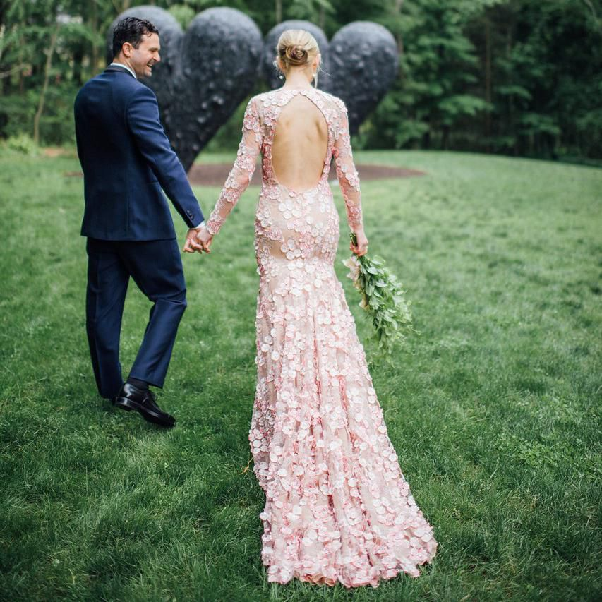 Simple Elegant Wedding Dresses Second Wedding Fresh 11 Colored Wedding Dresses You Can Wear Other Than White
