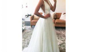 26 Fresh Simple Inexpensive Wedding Dresses