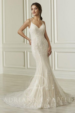 Simple Mermaid Wedding Dresses Awesome Mermaid Wedding Dresses and Trumpet Style Gowns Madamebridal