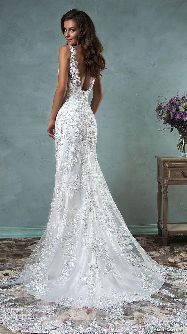 Simple Mermaid Wedding Dresses New Discount Wedding Gown Best Amelia Sposa Wedding Dress