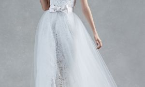 25 Awesome Simple Off White Wedding Dresses