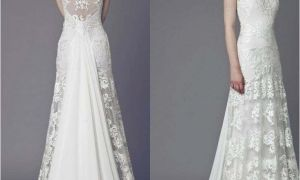 28 Beautiful Simple White Wedding Dresses