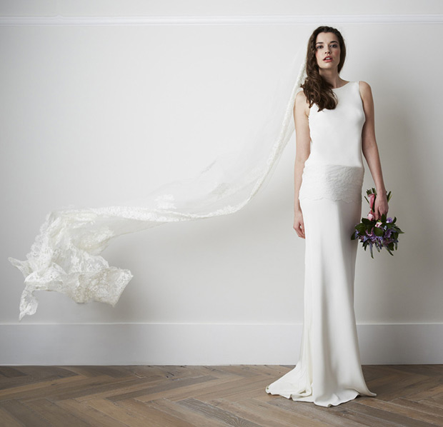 A Z of wedding dress designers Charlie Brear wedding dress