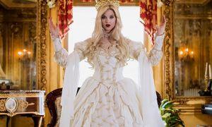25 New Sleeping Beauty Wedding Dresses