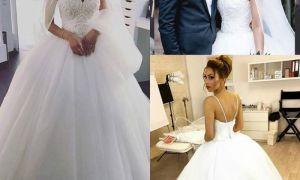 20 New Sleeveless Wedding Dresses