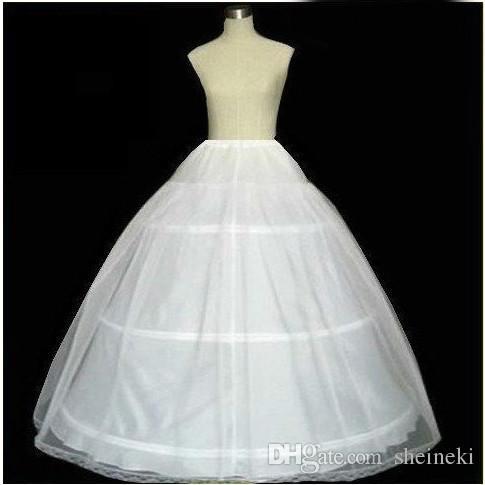Slips for Wedding Dresses Inspirational 3 Hoop Ball Gown Bone Full Crinoline Petticoats for Wedding Dress Wedding Skirt Accessories Slip