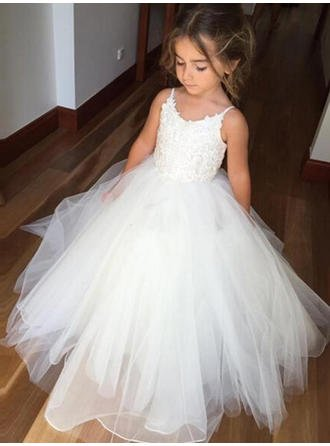 Small Wedding Dresses New Flower Girl Dresses In Various Colors & Styles