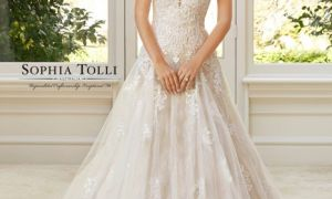 25 Inspirational sophia tolli Wedding Dresses