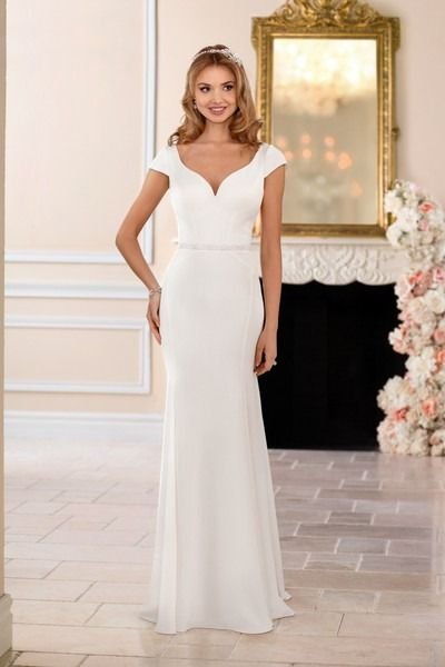 Sophisticated Wedding Dresses Awesome Stella York 1 Bridal Gowns