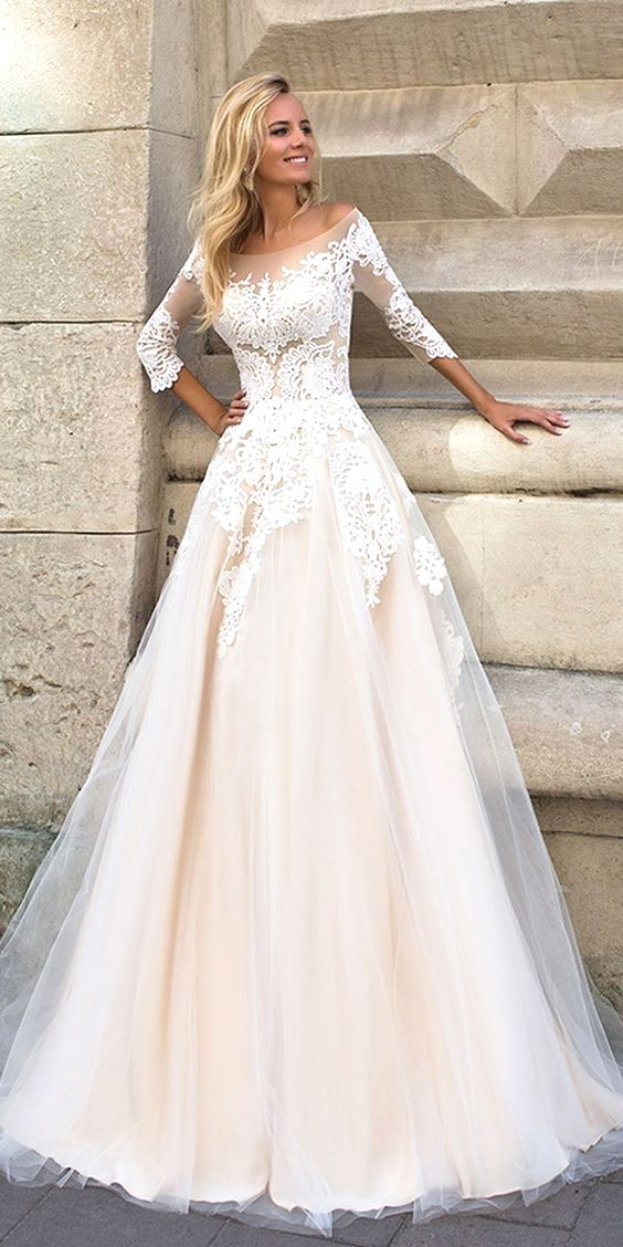romantic wedding dresses elegant wedding dresses romantic dream wedding pinterest