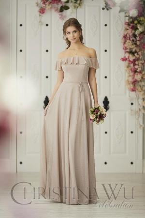 christina wu off the shoulder bridesmaid dress 01 663