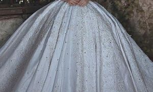 30 New Sparkle Wedding Dresses