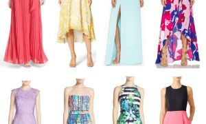 27 Inspirational Spring Dresses to Wear to A Wedding