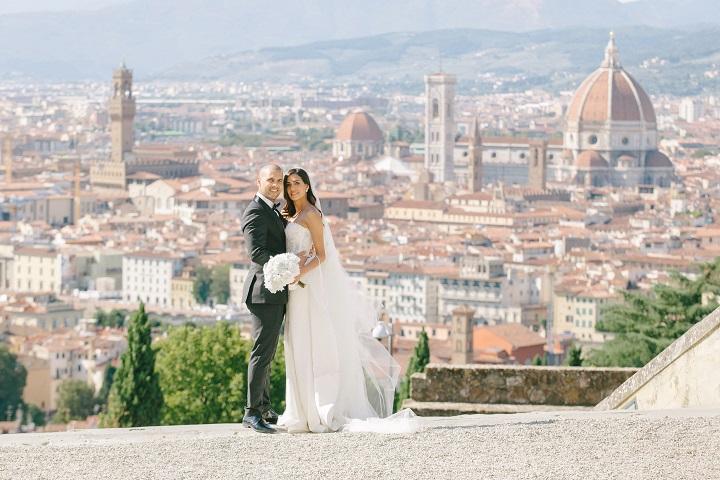 elegant and enchanting destination wedding fairytale venice wedding 180