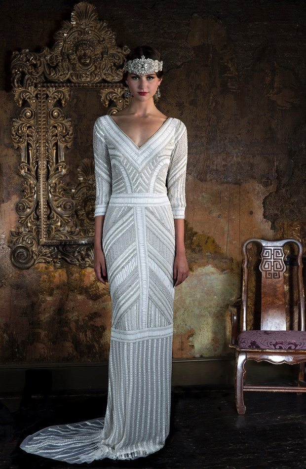 Eliza Jane Howell Saturn gown