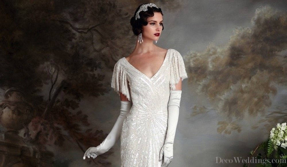 1920s wedding dresses eliza jane howell
