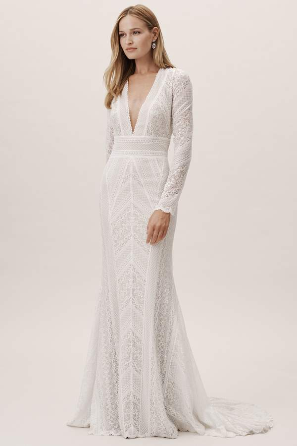 BHLDN Watters Summer Gown